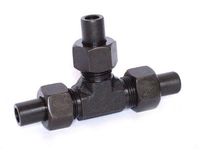焊接式三通管接头